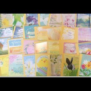 28 Easter Celebration Greeting Cards w/ Envelopes
